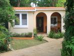 Front of Casa Esperanza