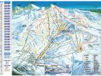 The local Piste Map