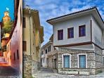 old town varousi ten minutes on foot