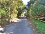 Short walk down this road to Nauset Beach