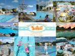 For a Tropical Lido Pool with a difference...try  Jacobs Aquatic Centre