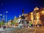 O'CONNELL STREET Dublin's City Center - 10 minute walk