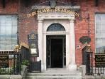 DUBLIN WRITERS MUSEUM -  Parnell Square