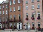 PARNELL SQUARE -  5 minute walk