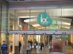 ILAC Shopping Center - 10 minute walk away