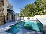 great inground pool and heated.
