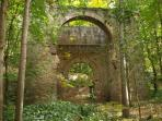 Jardines de la Alhambra a 13 minutos