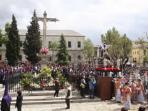 Semana Santa en el Campo del Príncipe.