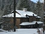 Book the lodge for the winter season - you can walk to the Ski Lodge!