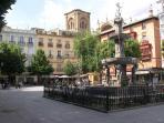 Plaza Bibrrambla a 10 minutos
