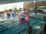 Visit Køge Waterpark - your kids will LOVE it :-)
