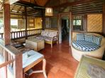 Veranda, The Suite, Murni's Houses, Ubud, Bali