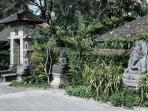 The Entrance, Murni's Houses, Ubud, Bali