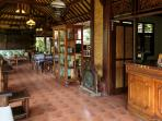 The Lobby and Dining Area, Murni's Houses, Ubud, Bali