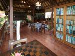 The Dining Area, Murni's Houses, Ubud, Bali