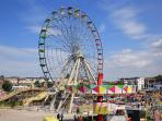 Dreamland Margate, opened 2015 with 17 restored vintage rides and all the fun of the fair!