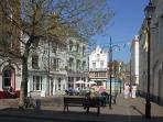 Margate old town - vintage shops and eateries