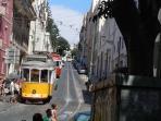 Voz do Operário street