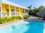 Villa Flamboyant with private swimmingpool