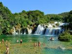 Krka National Park - 1 hr from Apt