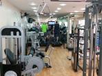 Gym open 6am until 11pm