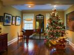 Holidays are celebrated in fine fashion at Lakewood Estate. Homemade cookies are always in the oven.