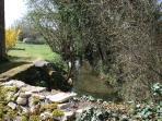 Gîte | jardin privé