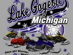 Lake Gogebic just west of cabin, trails, fishing and more