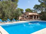 Can Lloret - Pool Area