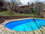Capuchi  Cottage    -     Just for Two  .... - Tuscan Studio Cottage with Private Pool and Air Conditoning