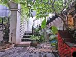 VILLA - Deck & Lounge + access to Duplex studio