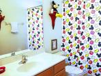 Minnie and Micky's Bathroom