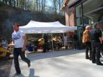 Marché Paysan in Senones held the first sunday of every month from April till November