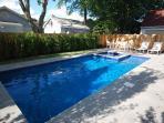 Swimming Pool - 303 Hickman St