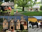 Muckross Housse & Traditional Farms within walking distance