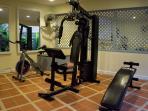 Brand new mini gym