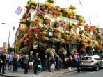 Churchils Arms pub - must visit!! :))