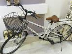 Bicycle for exercise :)
