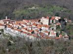 le village de Mosset