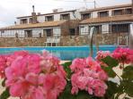 Casa rural con barbacoa, piscina, sauna, calefacci