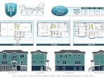 Devonshire Place Collins Model Floor Plans.