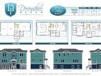 Devonshire Place Collins Model Floor Plans.