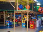 On-site facilities:- Children's play area/arcade
