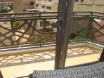 Accès balcon (très lumineux)