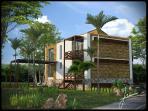 Pancha Mahabhuta adobe home