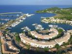 Access to The Casa de Campo Marina