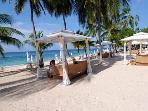 Access to Minitas beach