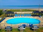 BAYFRONT BEACH RESORT-WATERFRONT-HEATED POOL