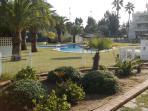 jardin y solarium