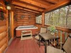 Hot Tub - Wooded View